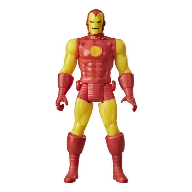 Marvel Legends 3.75inch Retro Iron Man and Cyclops Action Figure 2 pack