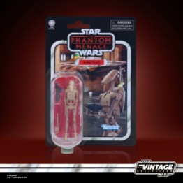STAR WARS THE VINTAGE COLLECTION 3.75-INCH BATTLE DROID Figure - in pck