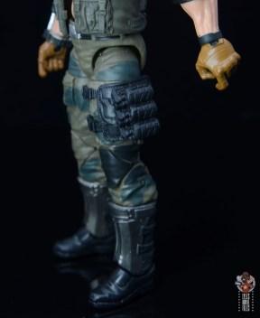 g.i. joe classified series gung-ho figure review - grenades on thigh