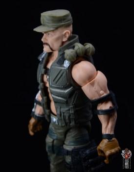 g.i. joe classified series gung-ho figure review - grenades on vest close up