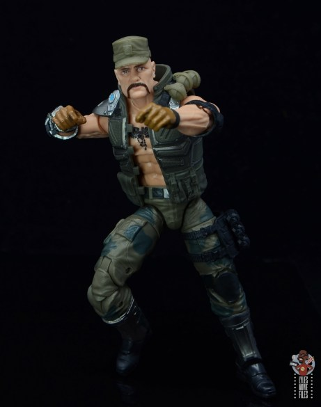 g.i. joe classified series gung-ho figure review - ready for action