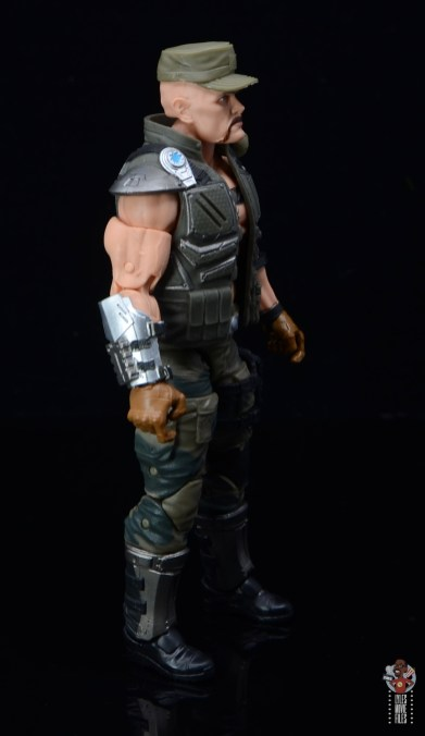 g.i. joe classified series gung-ho figure review - right side