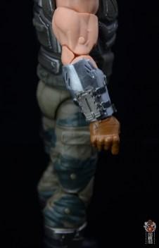 g.i. joe classified series gung-ho figure review - wrist device