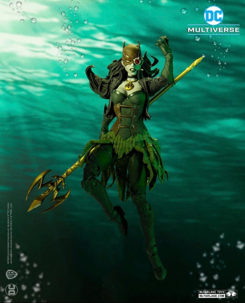 mcfarlane toys dc multiverse the drowned figure