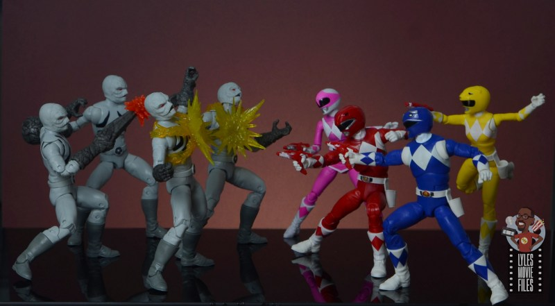 power rangers lightning collection putty patrols figure review - fighting the power rangers