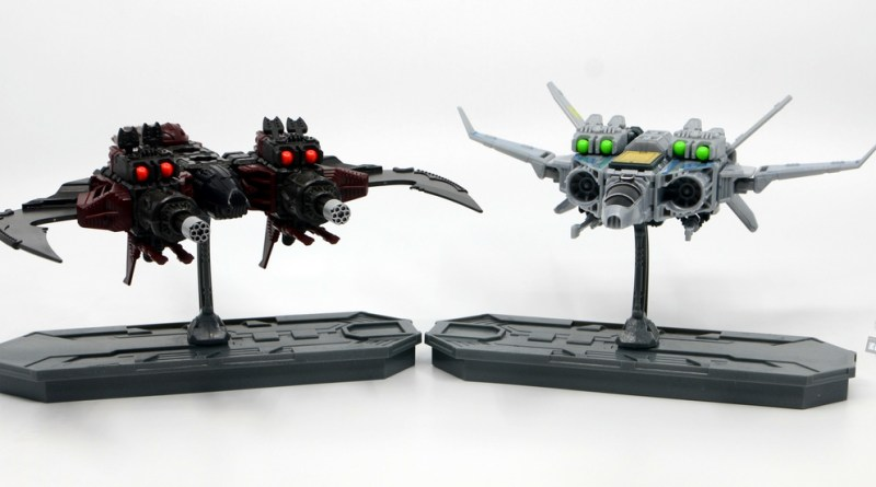 snap ships sabre x-23 interceptor review -with the klaw attack striker