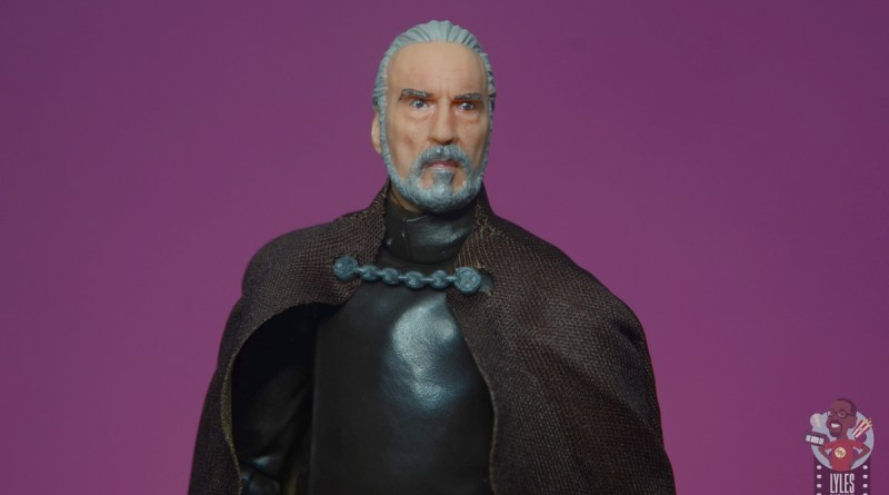 star wars the black series count dooku figure review - main pic