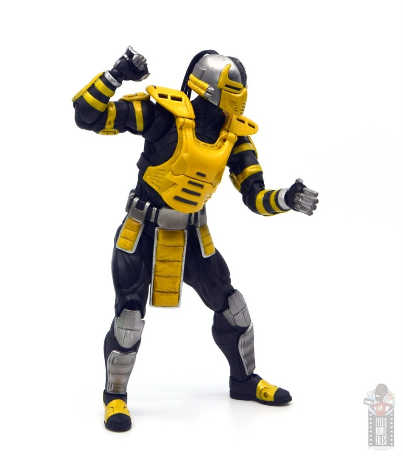 storm collectibles mortal kombat cyrax figure review - battle stance