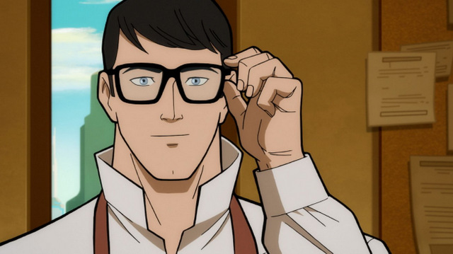 superman man of tomorrow - clark kent