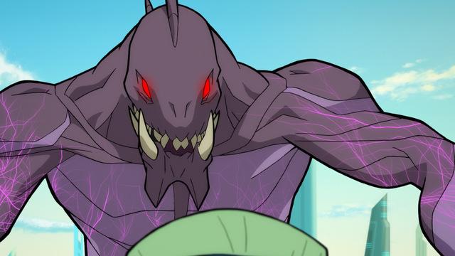 superman man of tomorrow -parasite
