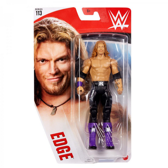 wwe basic series 113 edge - package front