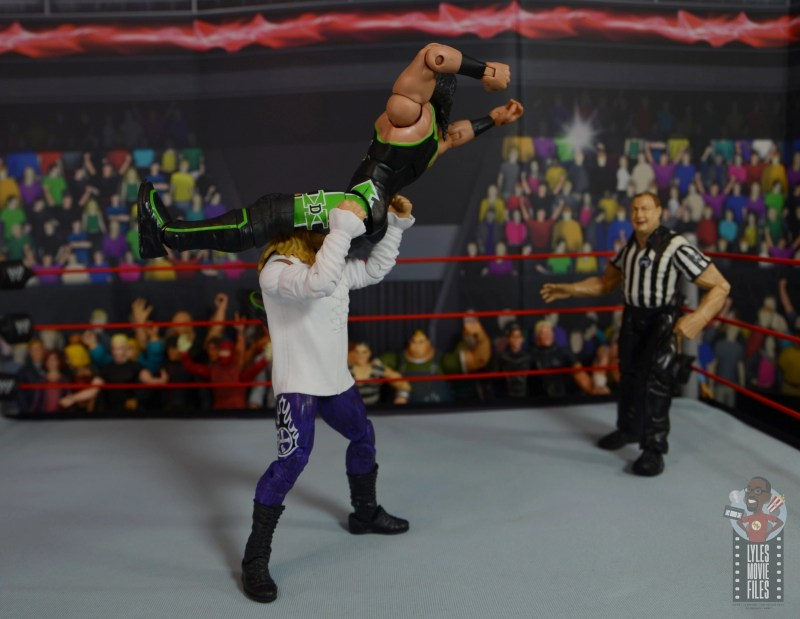 wwe elite brood christian figure review - powerbomb to x-pac