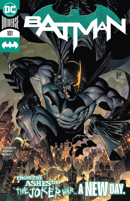 batman #101-1