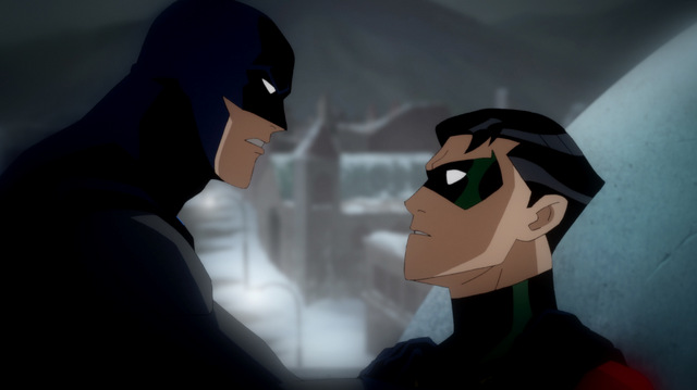 batman death in the family review - Batman and Robin