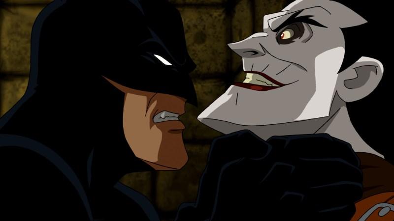 batman death in the family review - batman vs joker