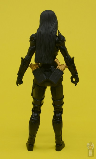 g.i. joe classified series baroness and cobra coil figure review - baroness rear