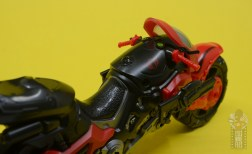 g.i. joe classified series baroness and cobra coil figure review - cobra coil right side top