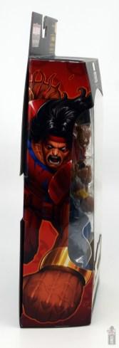 marvel legends warpath figure review - package side