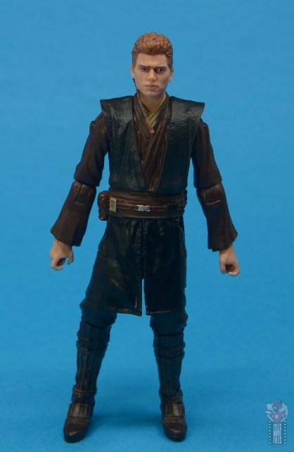 star wars the black series anakin skywalker padawan figure review - front
