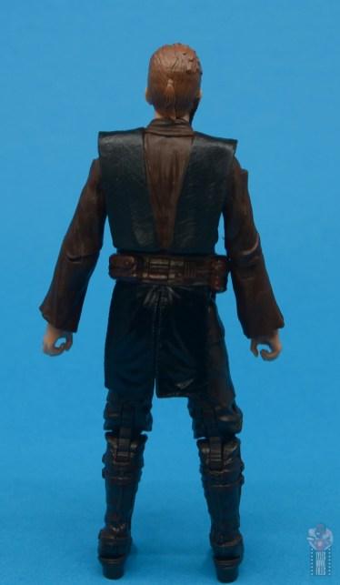 star wars the black series anakin skywalker padawan figure review - rear