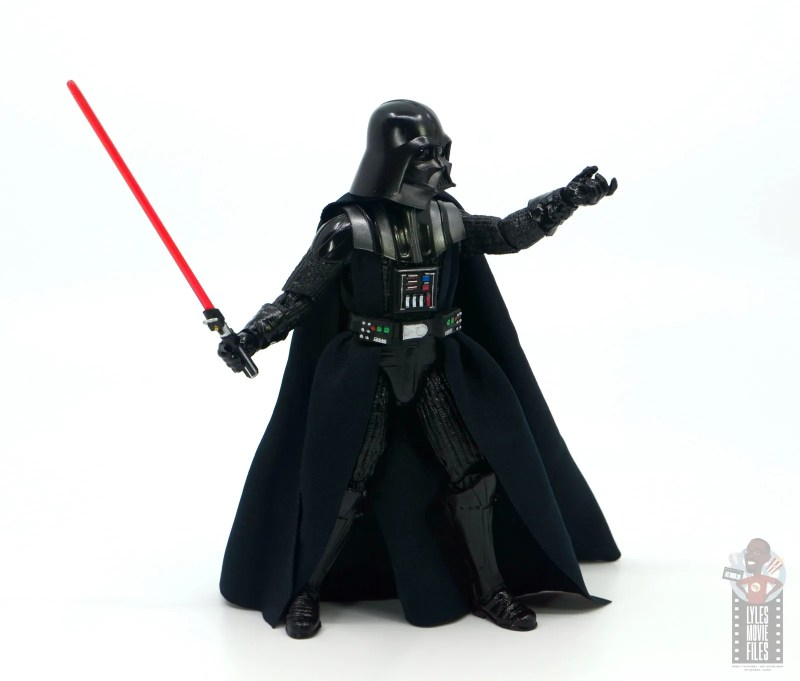 star wars the black series darth vader figure review - i am your father