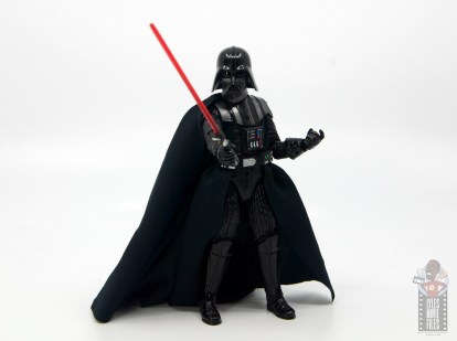 star wars the black series darth vader figure review - ready for battle