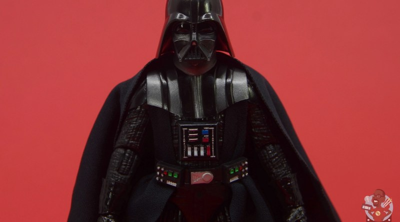 star wars the black series darth vader figure review - sith lord
