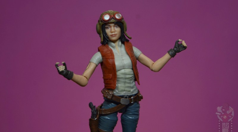 star wars the black series doctor aphra figure review -main pic