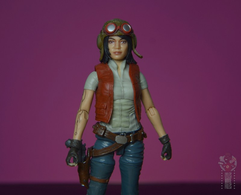 star wars the black series doctor aphra figure review - wide shot