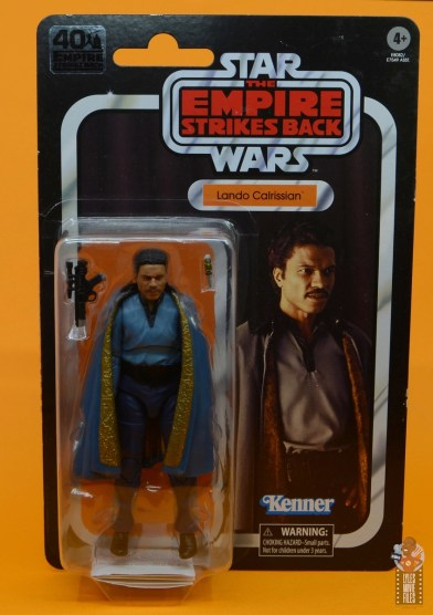 star wars the black series lando calrissian empire strikes back figure review - package front