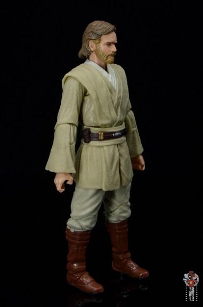 star wars the black series obi-wan kenobi figure review - right side