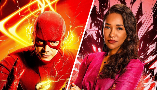 the flash season 7 posters