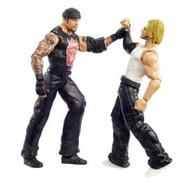 wwe championship showdown series 1 the undertaker vs jeff hardy -undertaker getting upper hand