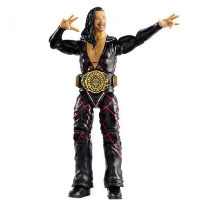 wwe elite 81 Shinsuke Nakamura chase arms up