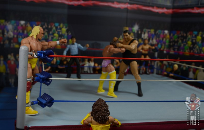 wwe elite series 77 miss elizabeth figure review - in the megapowers corner