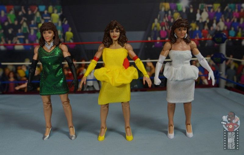 wwe elite series 77 miss elizabeth figure review - with wwe elite 19 and then now forever miss elizabeth