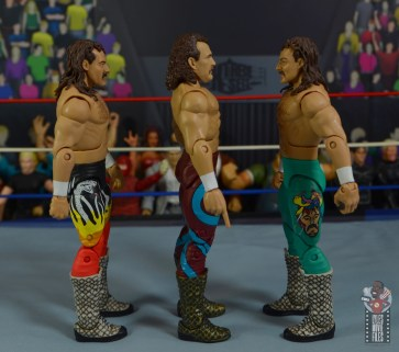 wwe legends 8 jake the snake roberts figure review - facing other jakes