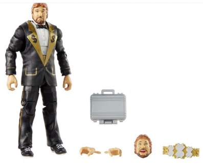 wwe legends series 9 - million dollar man