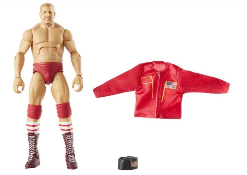 wwe legends series 9 - nikolai volkoff