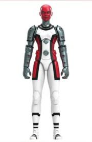 Hasbro Pulse Fan First Fridays Marvel Legends - omega sentinel