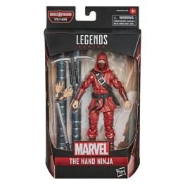 MARVEL LEGENDS SERIES SPIDER-MAN 6-INCH THE HAND NINJA Figure - in pck