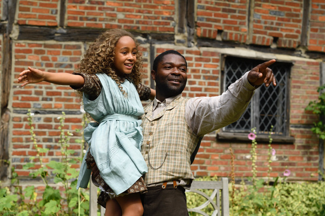 come away review - keira chansa and david oyelowo