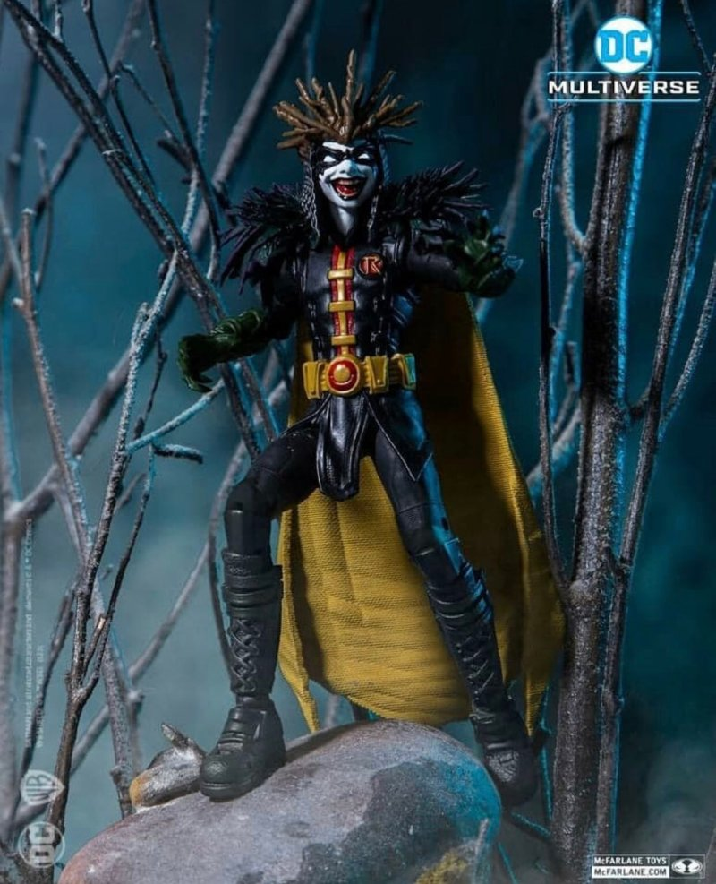 dc multiverse dark nights death metal reveals - robin king