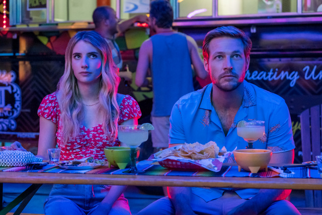 holidate movie review - sloan and jackson