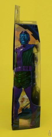 marvel legends kang figure review - package side