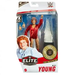 ringside fest 2020 - wwe elite 81 - mae young - packaging front