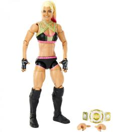 ringside fest 2020 - wwe elite 82 - alexa bliss - with accessories