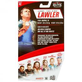 ringside fest 2020 - wwe elite 82 - jerry lawler - package rear