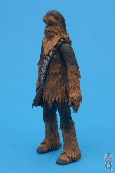 star wars the black series chewbacca and c-3p0 figure set review - left side