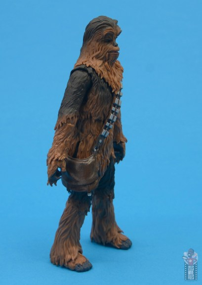 star wars the black series chewbacca and c-3p0 figure set review - right side
